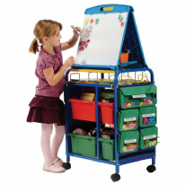 Classroom Cruiser with table top cruiser